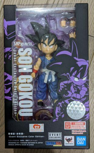 SDCC 2019 S.H Figuarts DRAGON BALL SON GOKU Event exclusive Kid Goku