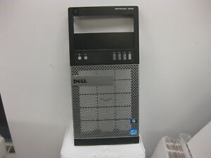 Lot-of-5-Dell-Optiplex-7010-Mini-Tower-Front-Case-Bezel-Panel-Faceplate