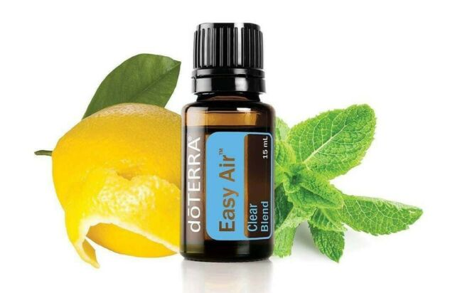 doTERRA Easy Air 15ml Certified Therapeutic Essential Oil Aromatherapy