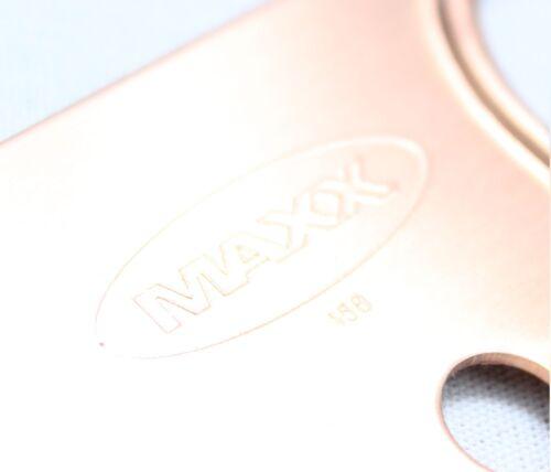 MAXX 166 Copper Exhaust Manifold Header Gaskets Chrysler Mopar 273 318 340 360