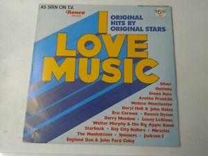 Ronco-Presents-I-Love-Music-Various-Artists-Vinyl-LP