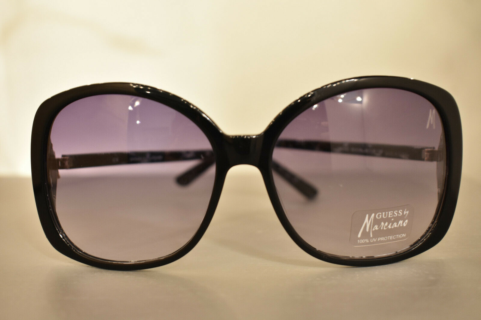 Authentic Guess By Marciano Sunglasses GM 642 Black Color