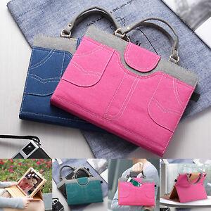 For-iPad-Air-mini-Pro-9-7-034-10-5-034-Folio-Leather-Handbag-Magnetic-Stand-Case-Cover