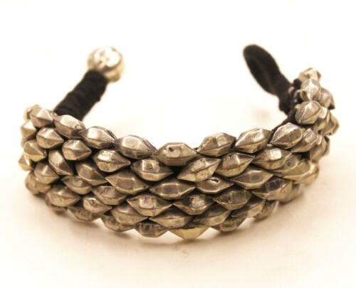 Antique Bracelet Bangle Jewelry Handmade Halloween