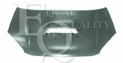 CLA2/_, XA2/_, L00075 EQUAL QUALITY Cofano motore anteriore Turbo TOYOTA RAV 4 II