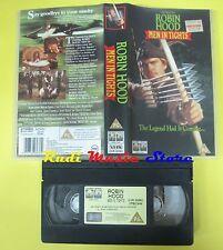 film VHS ROBIN HOOD Men in tights1993 mel brooks cary elwes COLUMBIA(F48) no dvd