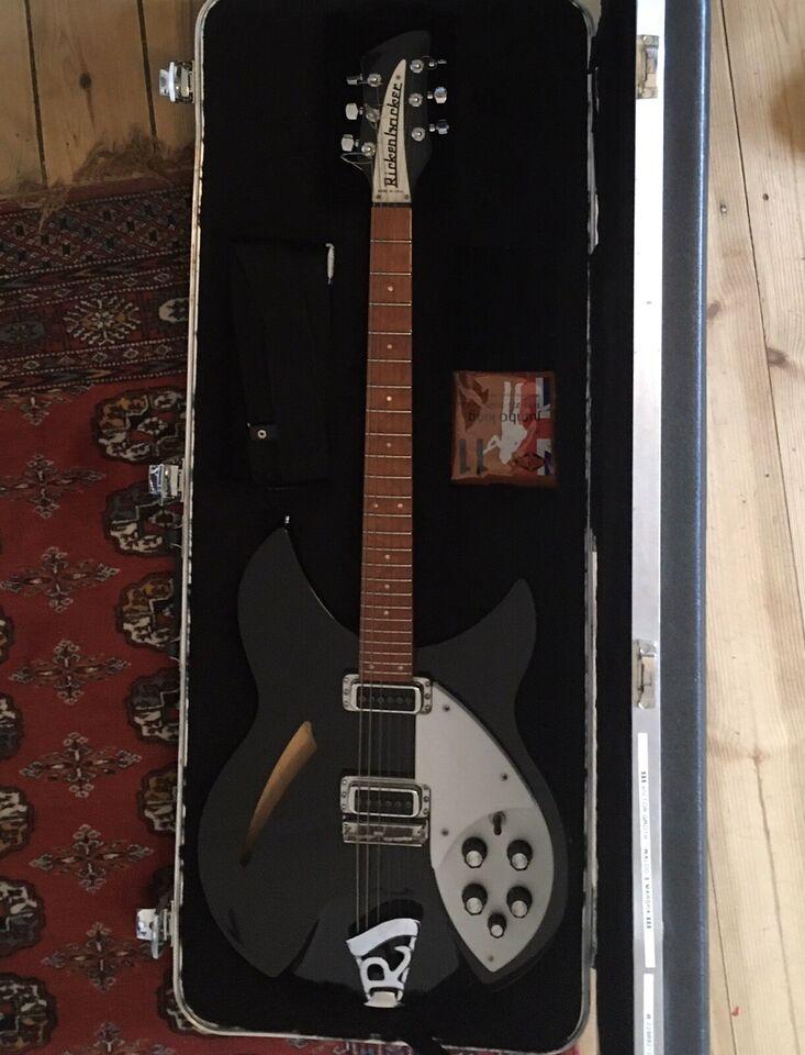 Elguitar, Rickenbacker 330