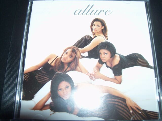 Allure Self Titled Aust CD (Feat Head Over Heels & All Cried Out – Like New