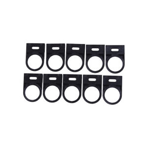 10pcs-Push-button-Switch-Panel-Label-Frame-Push-Button-Mounting-Size-22mm-HU