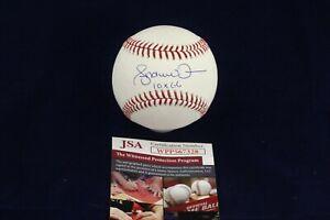 Andruw-Jones-BRAVES-YANKEES-Signed-Autograph-OML-Baseball-W-10x-GG-JSA-WPP