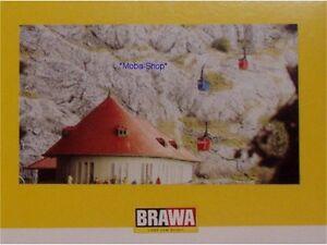 Brawa-6560-6570-N-Seilbahn-Seilschwebebahn-Gebaeude-63546-78