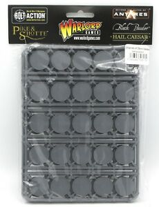 Warlord-Games-845200001-3-Frames-of-25mm-Bases-75-Round-Plastic-Bolt-Action