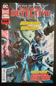 BATMAN-DETECTIVE-COMICS-983a-2018-DC-UNIVERSE-Comics-VF-NM-Comic-Book