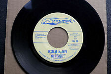 "7"" The Ventures - Instant Mashed/ My Bonnie - US Dolton Surf Promo"