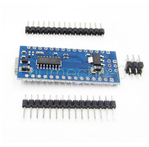 10PCS USB Nano V3.0 ATmega328 16M 5V Micro-controller CH340G board For Arduino