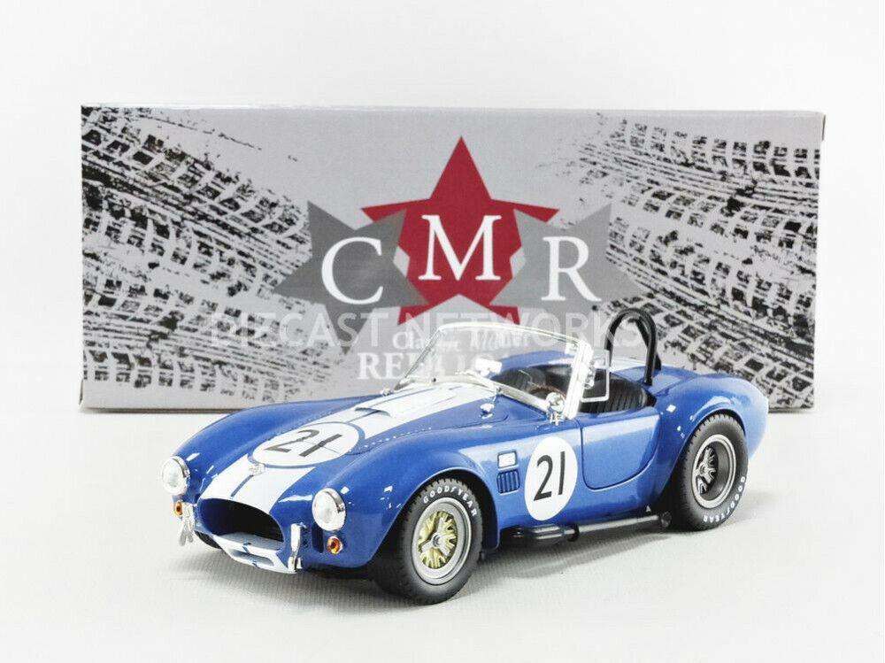 CMR - 1 18 - SHELBY AC COBRA 427 RACING - 1965 - CMR115