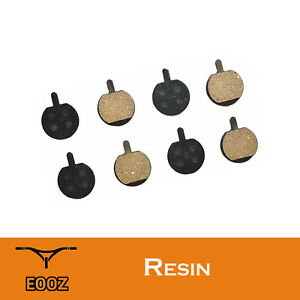4 Pairs Brake Pads Disc Compact Semi-Metallic Resin For JAK-5 B777 Hydraulic