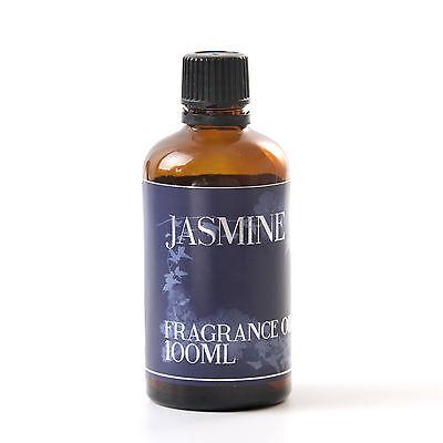 Mystic Moments | Jasmine Fragrance Oil - 100ml (FO100JASM)