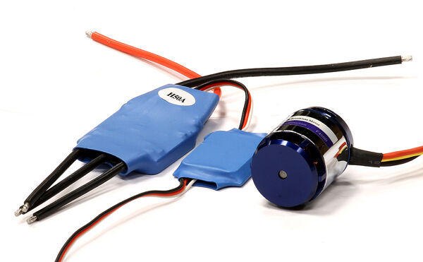 Integy C24365 840W Outrunner+ESC 3D Power System for T-Rex 450 3500Kv Type