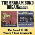 The Sound of 65/There's a Bond Between Us by Graham Bond Organisation (CD, Dec-1999, Beat Goes On)
