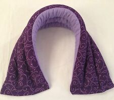 RICE PACK / NECK WRAP / HEATING PAD / HEAT PAD/ LAVENDER OR UNSCENTED/HERBAL