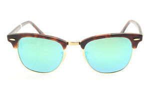ray ban havana clubmaster  New original sunglasses Ray Ban RB 3016 Clubmaster 1145/19 51 ...