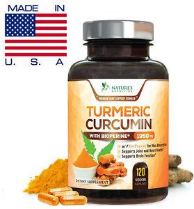 Turmeric-Curcumin-Extra-Strength-1950mg-with-Bioperine-Black-Pepper-120-Caps