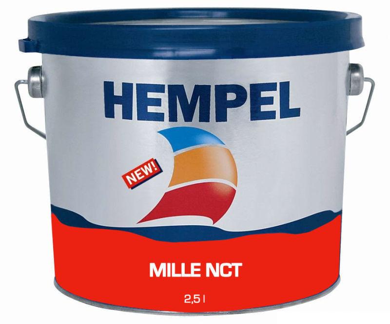 Hempel Mille NCT anti-encrassement rouge autonettoyant 2,5 Lt   456COL020