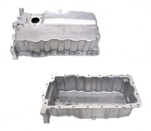 Ölwanne Stahl AUDI A3 SEAT ALTEA LEON TOLEDO III SKODA OCTAVIA 1,9 2,0 Motor  MM