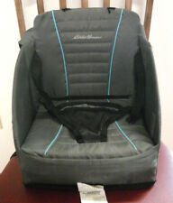 Other Baby Gear Eddie Bauer Pop Up Booster Seat High Chair Travel Holds Up To 30lbs