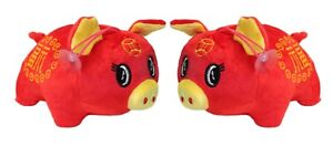 2019-Chinese-New-Year-Lucky-Pigs-Plush-Stuffed-Animal-Toy-Decorations-2pc