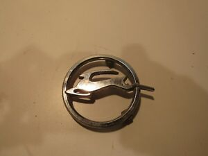 1960s-Chevrolet-Impala-Fender-Vintage-Metal-Emblem-Badge-GM-4877314-T