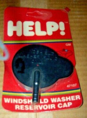 GM Windshield Washer Fluid Cap 2 PACK Fits over 3000 Cars//trucks Dorman 47107