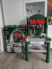 Theo Klein 8645 Bosch Werkbank 77 Teilig Gunstig Kaufen Ebay