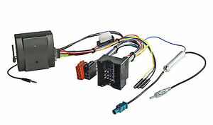 Lenkradfernbedienung-Adapter-Canbus-fuer-Audi-VW-Ford-Opel-Seat-Skoda-Pioneer
