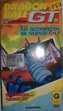 VHS - DE AGOSTINI/ DRAGON BALL GT - VOLUME 24 - EPISODI 2
