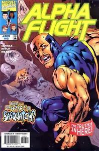 Alpha Flight Vol. 2 (1997-1999) #6