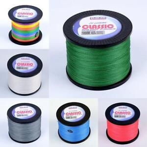 CLIO.CO 300M-1000M PE Dyneema Strong Multifilament Braided Sea Fishing Line