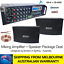 SONKEN-KA-11-KARAOKE-MIXING-AMPLIFIER-340-WATTS-BLUETOOTH-AND-USB-RECORDING thumbnail 30