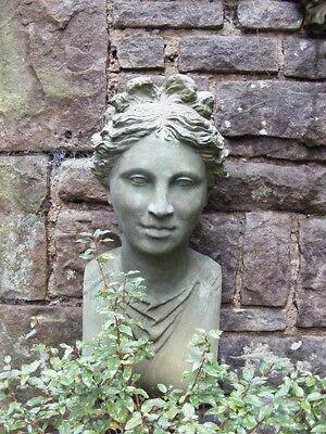 Aphrodite female figure statue garden  sculpture