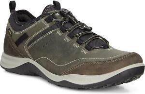 zapatos Ecco impermeables Zapatillas libre para cuero nobuck al de Tarmac hombre Espinho aire para caminar YOUYwqrv
