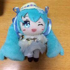 Vocaloid  HATSUNE MIKU Mascot Plush  TAITO Japan