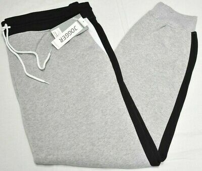 Southpole Jogger Pants Men/'s Fleece Sweatpants Marled Grey Urban Streetwear P444
