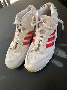 Pasto billetera carga  Adidas adiPRENE Tennis Shoes, Size 20. White And Red | eBay