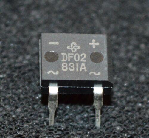 L3315 DF02 Bridge rectifier  Single Phase 1A 200V