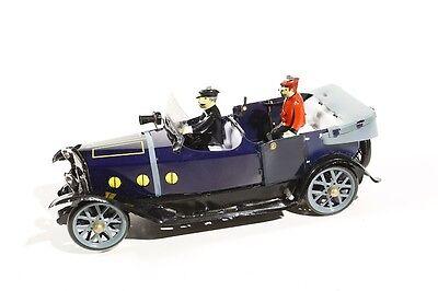 Blechspielzeug Nostagisches Automobil °°tin Toy °° Jouet En Tôle °° Offensichtlicher Effekt Figuren Spielzeug