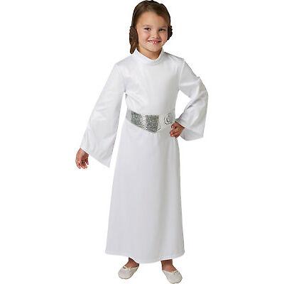 Rubie's Star Wars, Princess Liea Childs / Girls Fancy Dress Costume