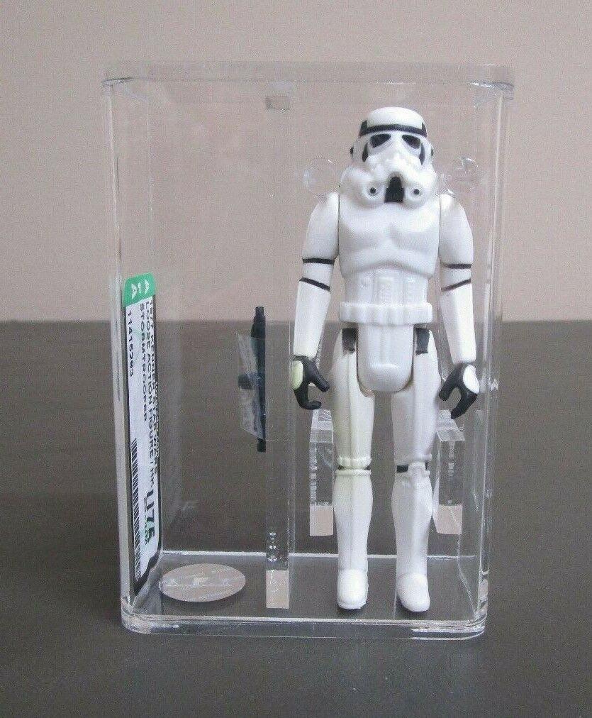 solo cómpralo Stormtrooper 1977 Estrella Wars Wars Wars Graduado Afa U75 ex + casi como nuevo HK Coo JJ  mas preferencial