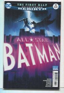 All-Star-Batman-13-NM-Rebirth-The-First-Ally-DC-Comics-CBX19