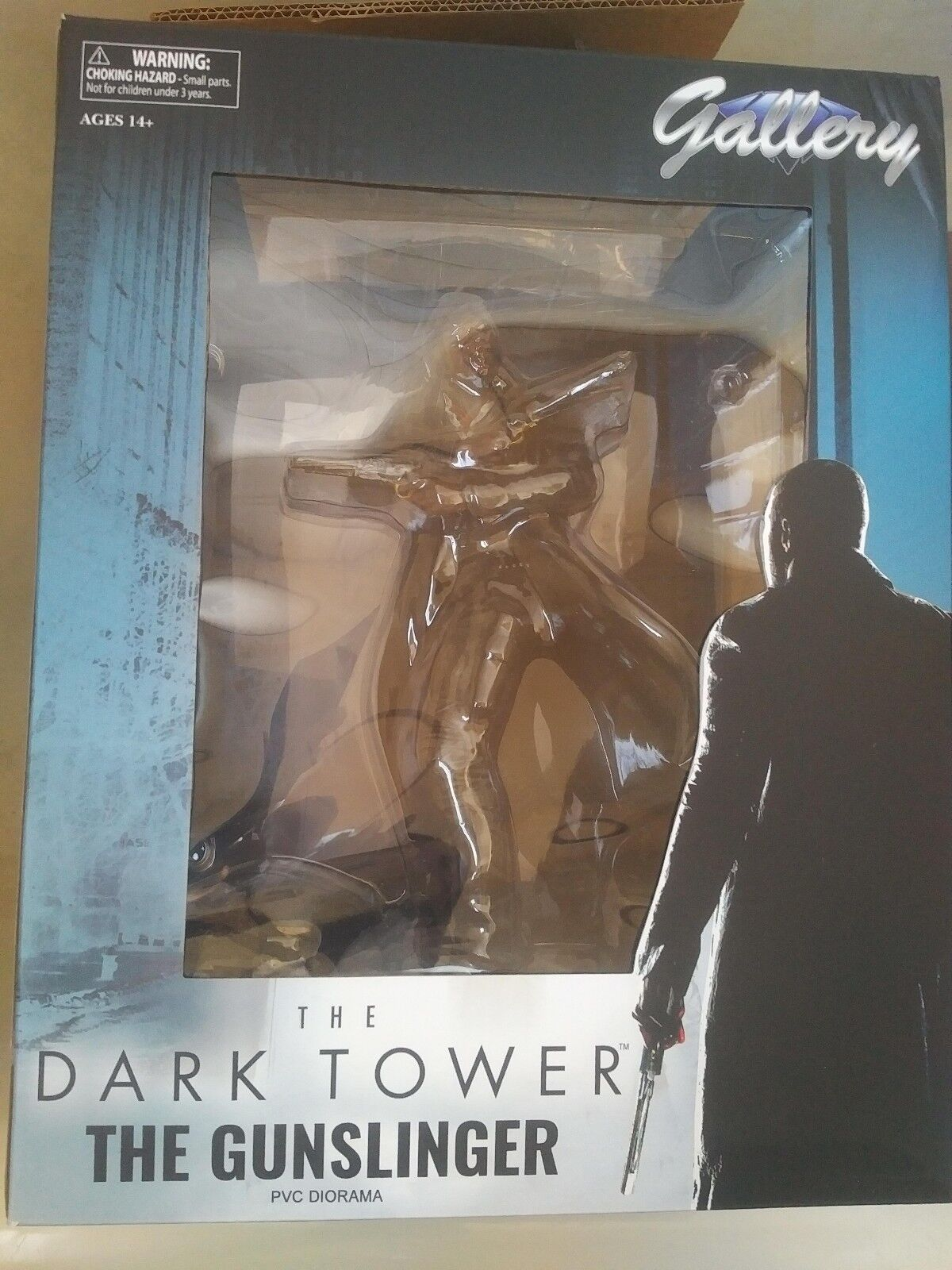 Entertainment Earth The Dark Tower Gunslinger Gallery Statue
